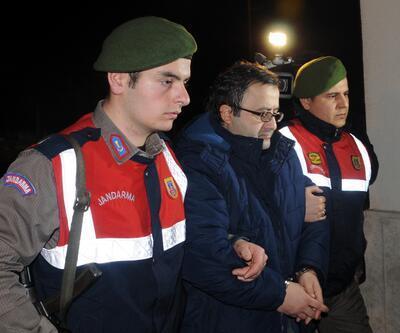 Sınırda yakalanan akademisyen tutuklandı