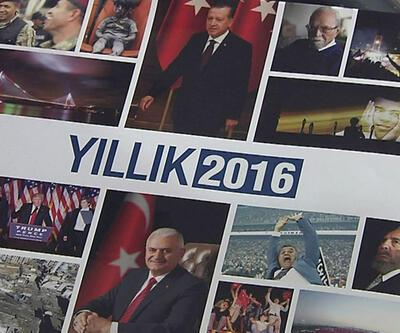 Anadolu Ajansı 2016 almanağı yayınlandı