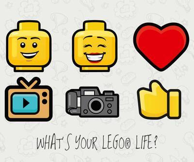 Çocuklara özel sosyal ağ: Lego Life