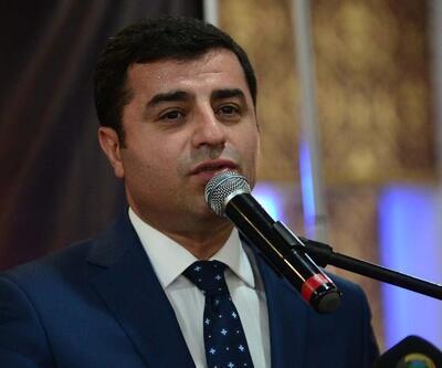 Selahattin Demirtaş'ın ilk duruşması 28 Nisan'da