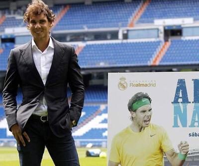 Rafael Nadal Real Madrid başkanlığını istiyor