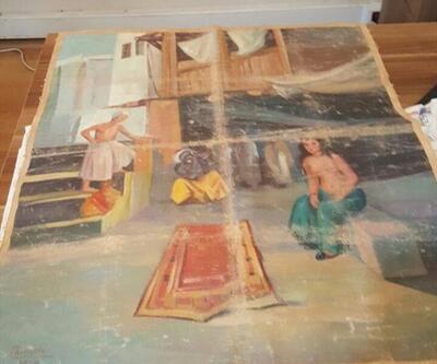 Picasso tablosu Tekirdağ'da mı ortaya çıktı?