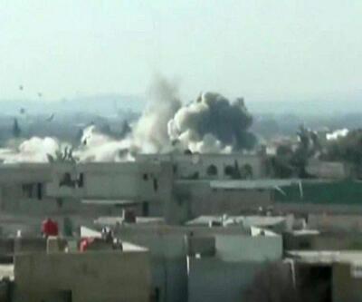 TSK: Rus uçağı kazaen Türk askerlerini vurdu
