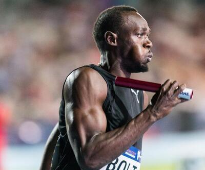 Usain Bolt kaptan olarak çıktı