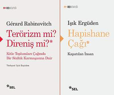 Sel Yayıncılık'tan yeni dizi: Red Kitaplığı