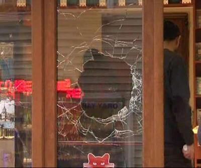 Beyoğlu'nda yayınevine saldırı