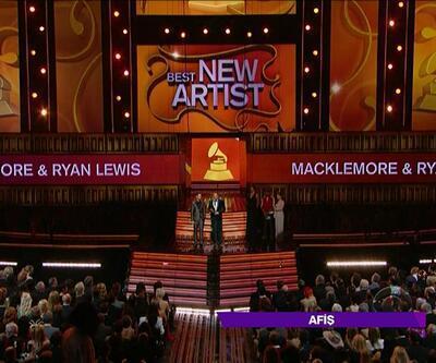 59. Grammy Ödülleri için geri sayım