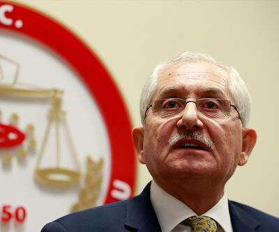 YSK açıkladı: Anayasa referandumu 16 Nisan'da