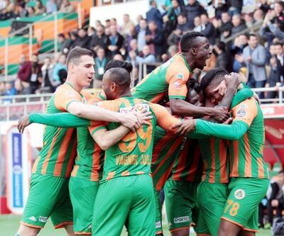 Süper Lig: Alanyaspor - Gençlerbirliği: 3-0