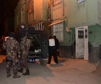 Adana'da PKK operasyonu: 26 gözaltı
