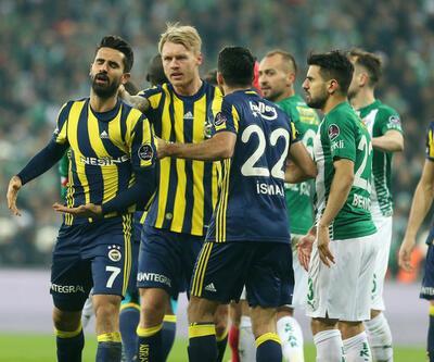 Fenerbahçeli futbolcular çılgına döndü
