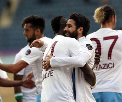 Süper Lig'de ikinci yarının lideri Trabzonspor