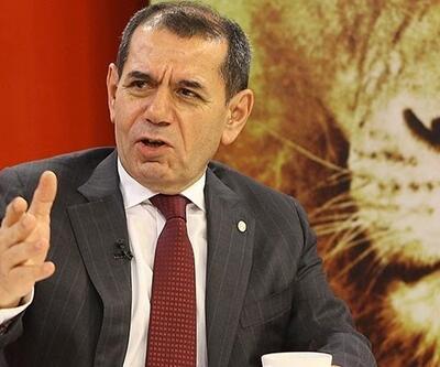 Son dakika.. Dursun Özbek'ten Riekerink açıklaması