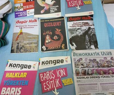 İzmir'de MİT destekli PKK operasyonu