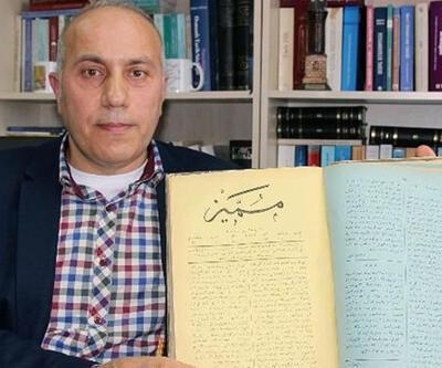 İlk Türkçe çocuk dergisi 150 yıl sonra bir Karadeniz köyünde bulundu