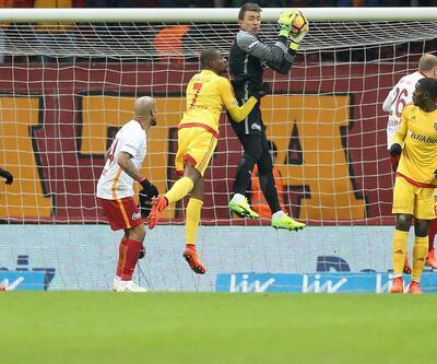 Galatasaray büyük zarara uğradı