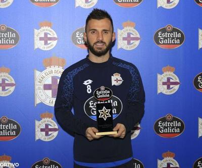 Emre Çolak 3. kez ayın futbolcusu oldu