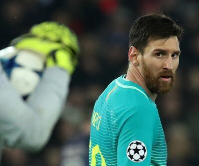 Messi'nin çaresizliğini anlatan 10 fotoğraf