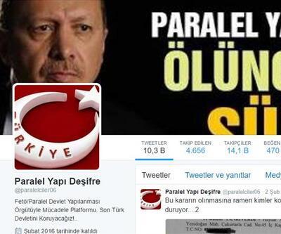 Twitter'daki o hesabın kullanıcıları gözaltına alındı