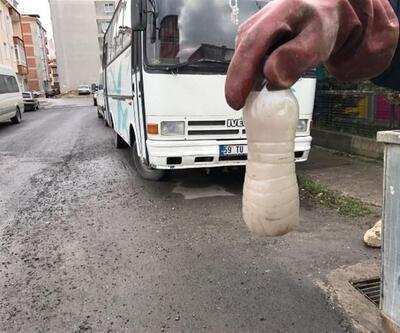 Çerkezköy'de esrarengiz koku