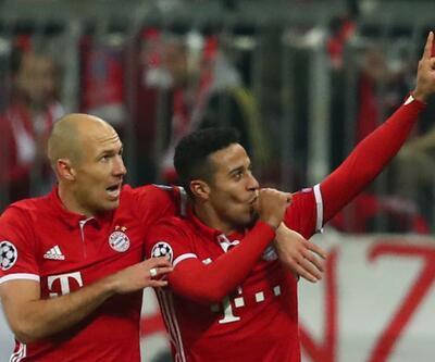 Bayern Münih 5-1 Arsenal / Maç Özeti