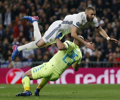 Real Madrid 3-1 Napoli / Maç Özeti