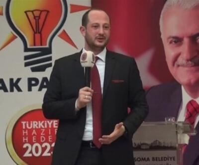 Ak Parti Ozan Erdem'in istifasını istedi
