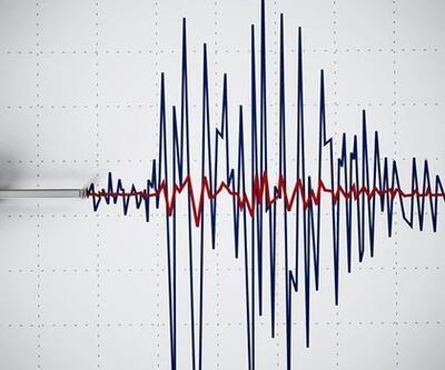 Ege'de 4 büyüklüğünde deprem meydana geldi