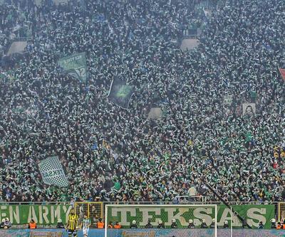 Bursaspor ve Konyaspor'ya seyircisiz oynama cezası