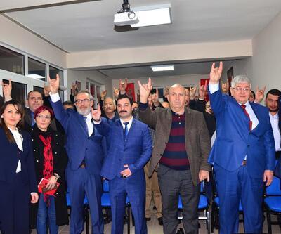 Manisa MHP'den 17 ilçeden 'evet' açıklaması