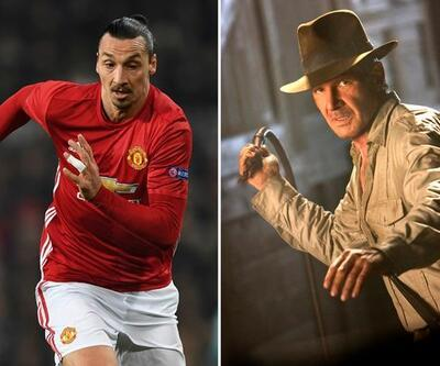 Ibrahimovic: Indiana Jones gibiyim