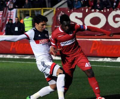 Samsunspor 1-1 Mersin İdmanyurdu / Maç Özeti