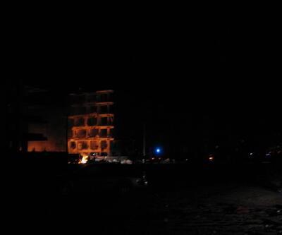 Şanlıurfa'daki patlama yerinden ilk kareler