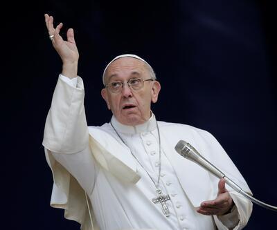 Papa: Hiçbir din terörist değildir