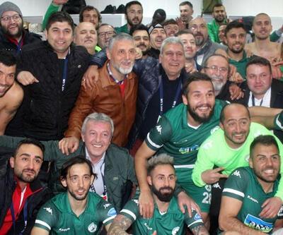 TFF 1. Lig'de Giresunspor seriye bağladı