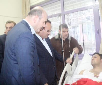 Viranşehir saldırısında yaralanan bekçi o anları anlattı