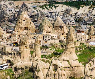Ziyaretçilere yüzlerce yıl öncesi yaşatılacak