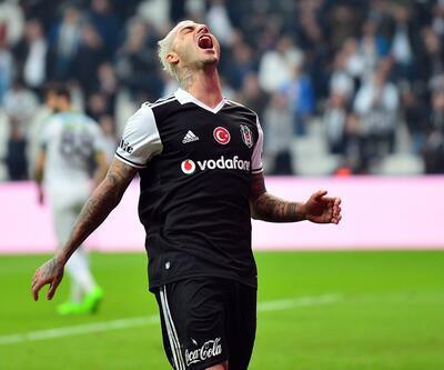 Beşiktaş'ta Ricardo Quaresma şoku