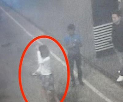 Dünyayı sarsan suikast görüntüleri kameralarda