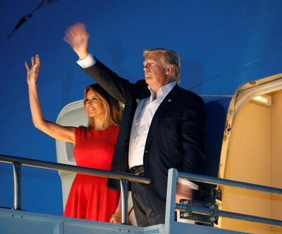 Trump'ın bir aylık harcaması ortaya çıktı