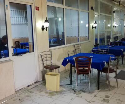Fatih'te kahvehanede silahlı çatışma