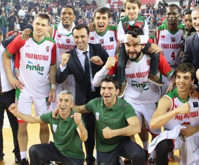Karşıyaka turladı Beşiktaş ile eşleşti