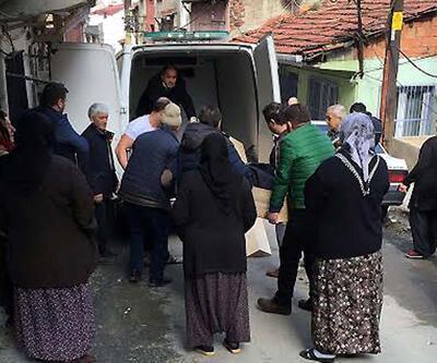 İstanbul'un göbeğinde şüpheli ölüm