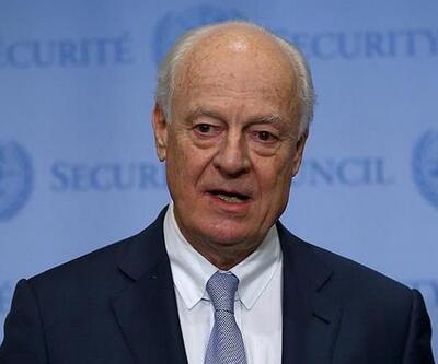 Mistura: Rusya Esad'dan muhalifleri bombalamamasını istedi