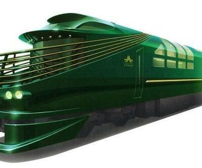 Bu trenle tek yön 11 bin dolar