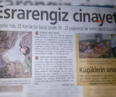 Konya'da işlenen cinayet 14 yıl sonra aydınlatıldı