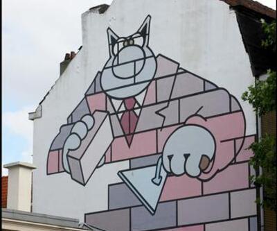 Brüksel'de çizgi romanların peşine düşme macerası