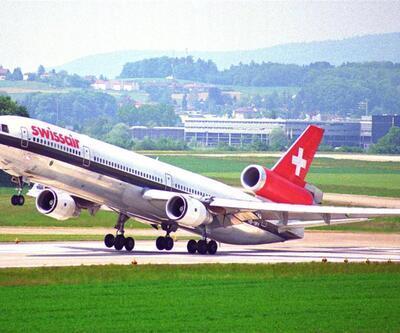 Swiss Air İstanbul seferlerini iptal etti