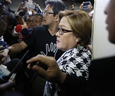 Filipinler'de Başkan Duterte'ye muhalefet eden milletvekili tutuklandı