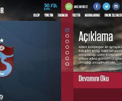 Trabzonspor Kulübü'nden bilet açıklaması